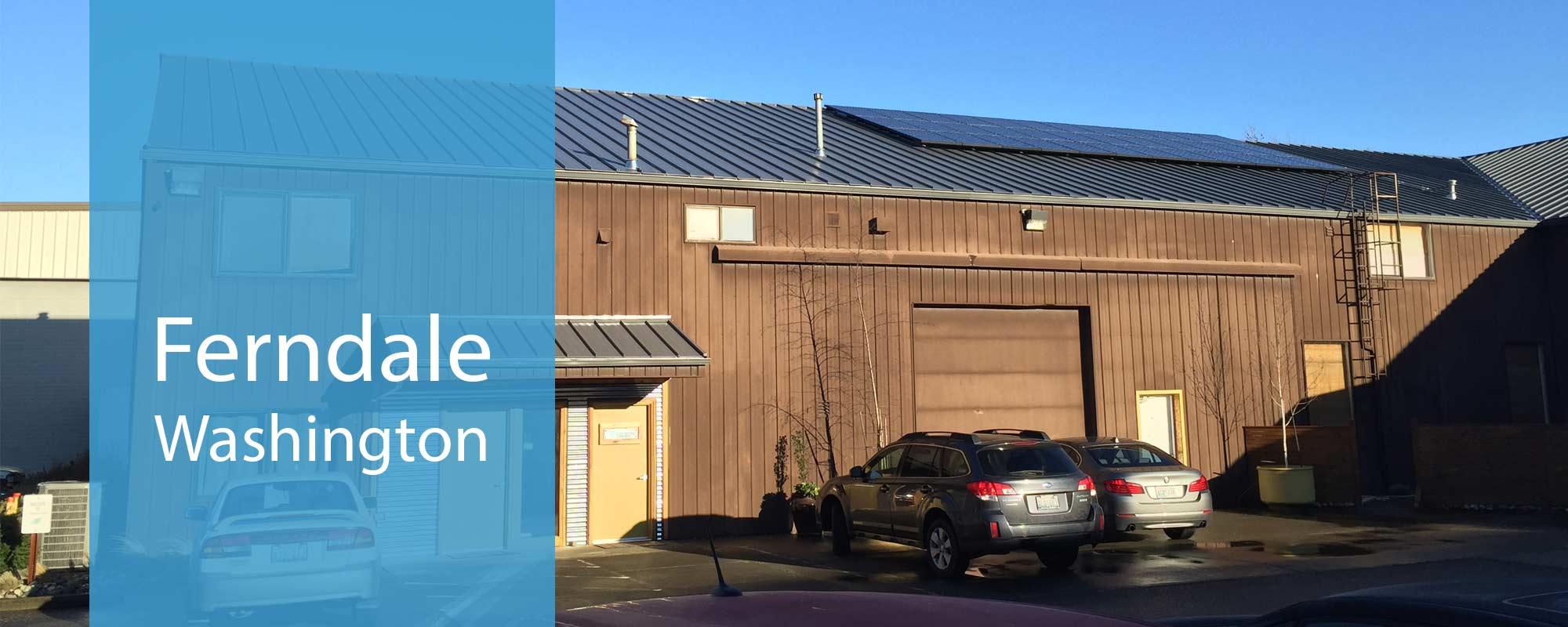 Ferndale Warehouse - Crystal Creek Logistics